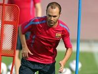 "Iniesta: ""Cele drużyny to moje cele"""