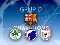 Znamy grupy Ligi Mistrzów!