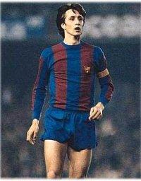 1973 – 08 – 13 r.: Johan Cruyff w Barcelonie