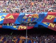 Pierwsze mecze FC Barcelony na Camp Nou