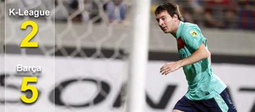 Cisza! Messi nie zapomniał jak się strzela