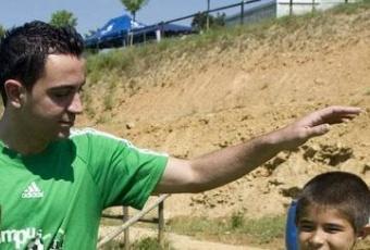 Xavi: Konkurencja dobrze nam zrobi
