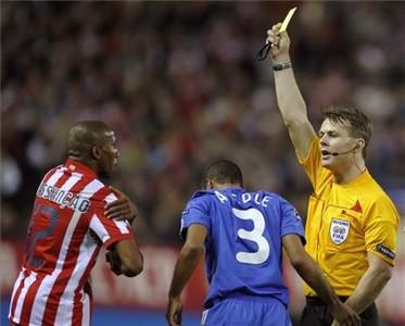 Bjorn Kuipers sędzia meczu Barça-Porto