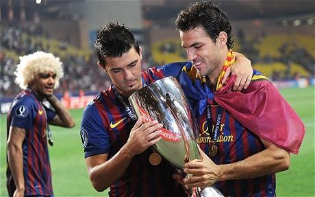 Fabregas: Nie jestem tutaj tylko dla trofeum