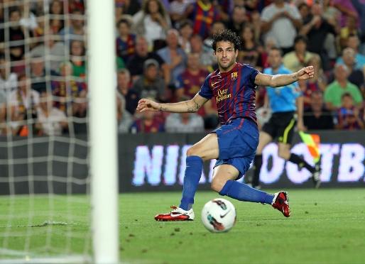 Fàbregas: Z Messim gra się bardzo łatwo