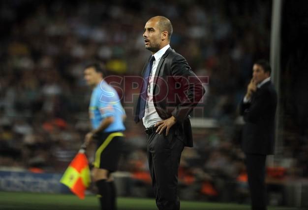 Guardiola o nowym systemie