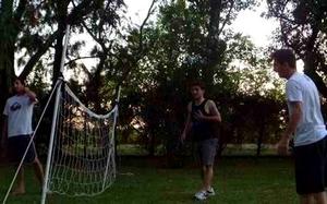 Tak Leo Messi spędza święta w Argentynie