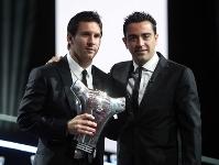 Leo Messi, najlepszy w Europie