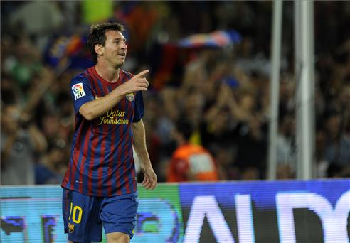 Messi: Będziemy nadal tak grać