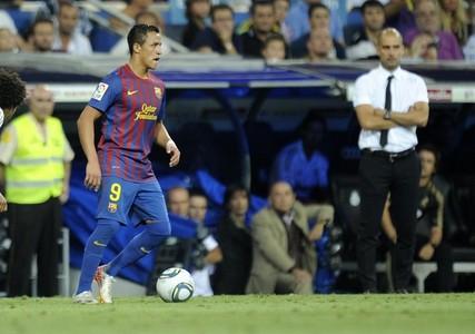 Pep zaufał Sánchezowi