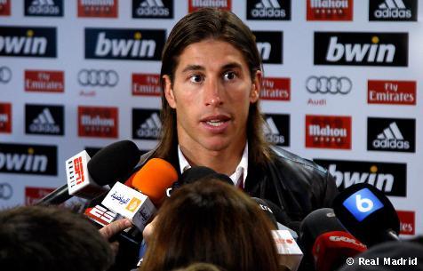 Ramos: Liga dalej się toczy