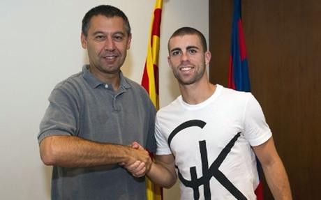 Rodri oficjalnie piłkarzem Barçy B!