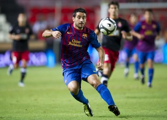 Saúl Berjón wypożyczony do Alcorcón