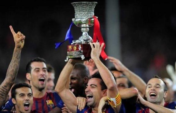 73. puchar w historii FC Barcelony