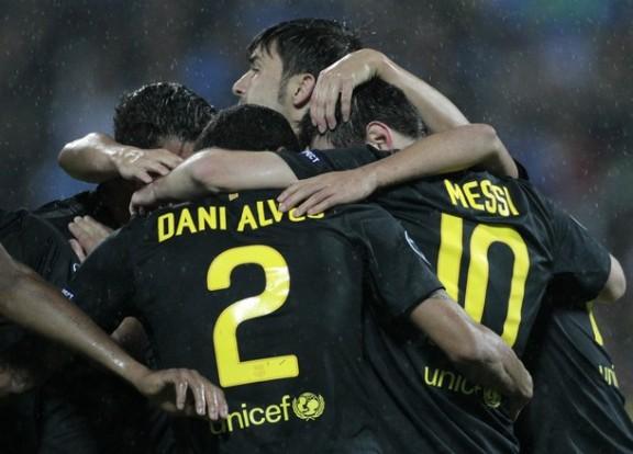 Fc Barcelona - BATE