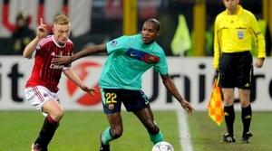 Abidal: Chcę dalej grać w Barcelonie