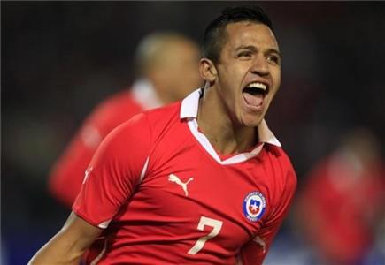 Alexis wraca do zdrowia w Chile