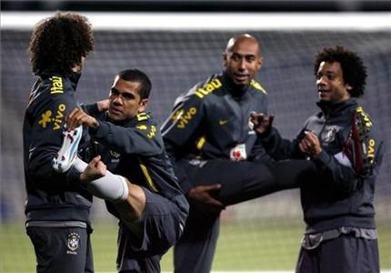 Marcelo i Alves pogodzeni