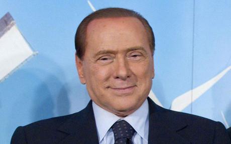 Berlusconi: Milan jest lepszy od Barçy i wygra wszystko