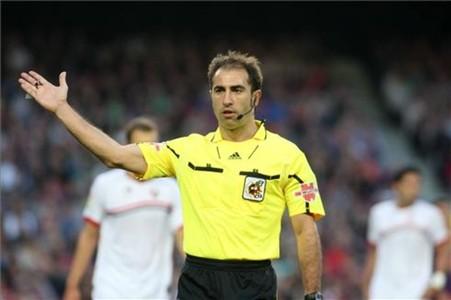 Delgado Ferreiro poprowadzi mecz Barçy z Atlético