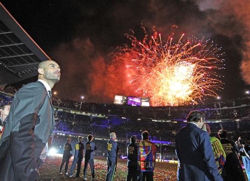 Josep Guardiola: nagroda za wartości