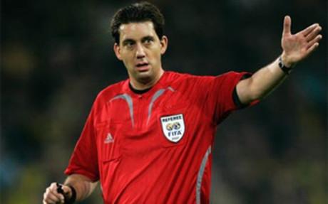 Manuel Gräfe poprowadzi mecz Borisov – Barça