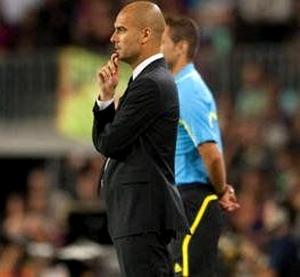 Guardiola trenerem roku FIFA?