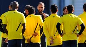 Guardiola: Nie myślałem o Laporcie i Rosellu