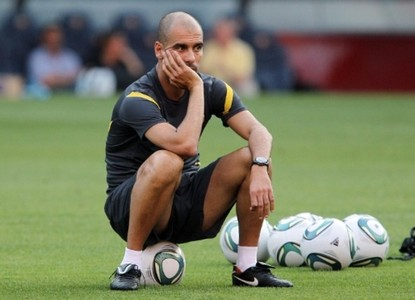Guardiola wraca do pracy