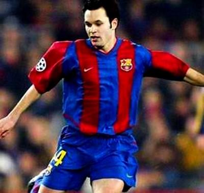 Barça bez Iniesty też wygrywa