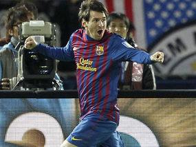 Messi: Staramy się nie słuchać co mówi Mourinho