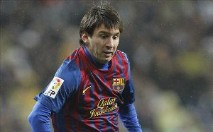 Soldado – Messi