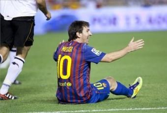 Messi: nie odgwizdałeś karnych