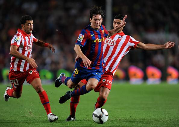 Transmisja meczu z Atlético Madryt