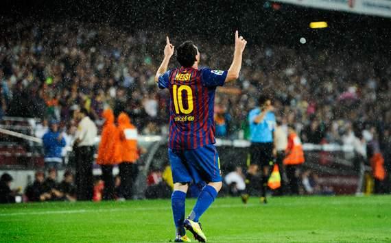 Messi docenia pracę kolegów