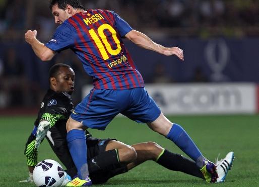 Messi, Mascherano, Alves i Alexis zagrają w Kolumbii