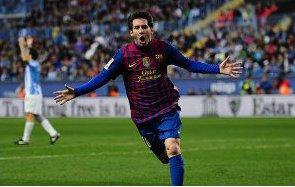 Messi sfrustrowany niemocą strzelecką w reprezentacji