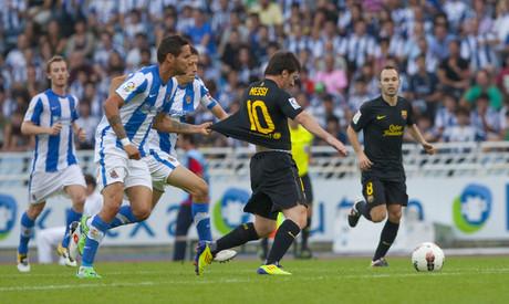 Sociedad – Barça: najlepsze, najgorsze