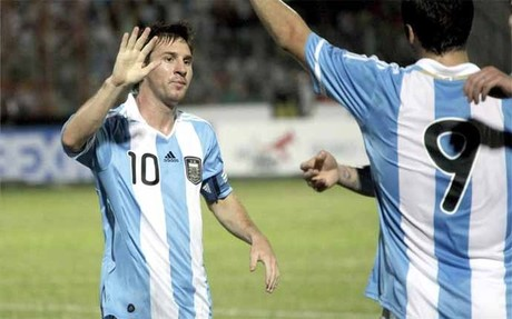 Messi: Czeka nas jeszcze dużo pracy