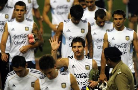Sabella: Messi potrzebuje spokoju