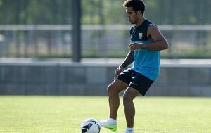 Vilanova wkrótce będzie miał dostępnego Thiago