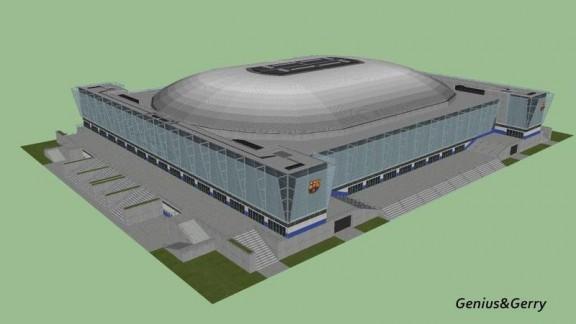 Moix o rozbudownie Camp Nou i innych obiektów