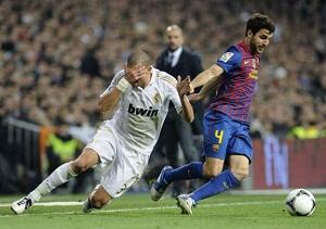 Pepe prawdopodobnie nie zagra w rewanżu z Barceloną