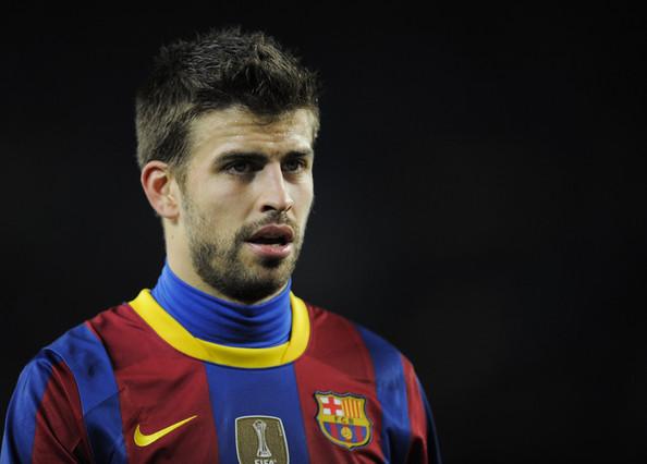 Piqué chce być prezesem Barcy