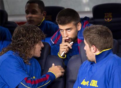 Pique: Guardiola nie ma powodu, aby odchodzić
