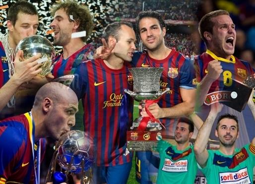 Barça i pięć Superpucharów