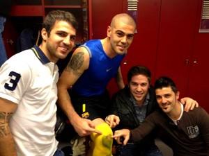 Valdés uszkodził kolano
