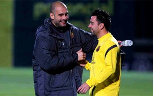 Xavi najlepszym katalońskim piłkarzem