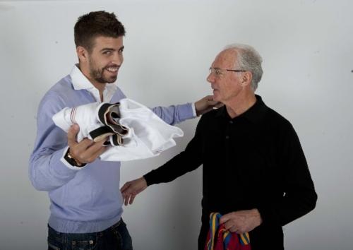 Beckenbauer: Barcelona lepsza od Hiszpanii