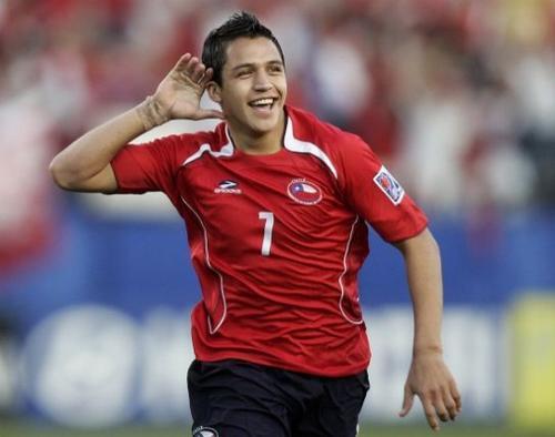 Alexis powołany na mecze reprezentacji Chile